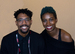 Caption: Damon Davis & Sabaah Folayan, San Francisco, CA 4/14/17, Credit: Andrea Chase