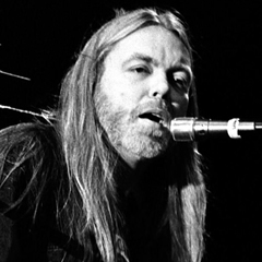 Caption: Gregg Allman