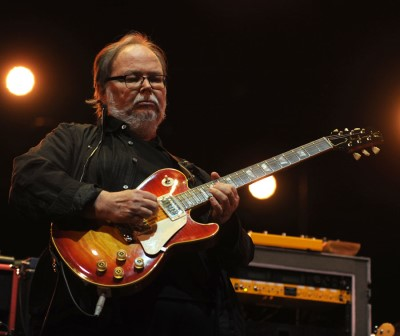 Caption: Walter Becker