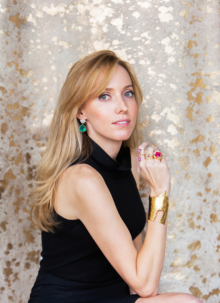 Caption: Suz Somersall, founder KiraKira