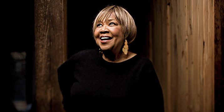 Caption: Mavis Staples