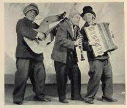Caption: 1920s Entertainment