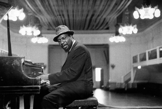 Caption: Thelonius Monk