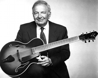 Caption: Bucky Pizzarelli