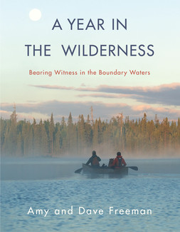 """Caption: """"A Year in the Wilderness,"""" named one of 20 Big Indie Books of Fall 2017 by Publishers Weekly"""
