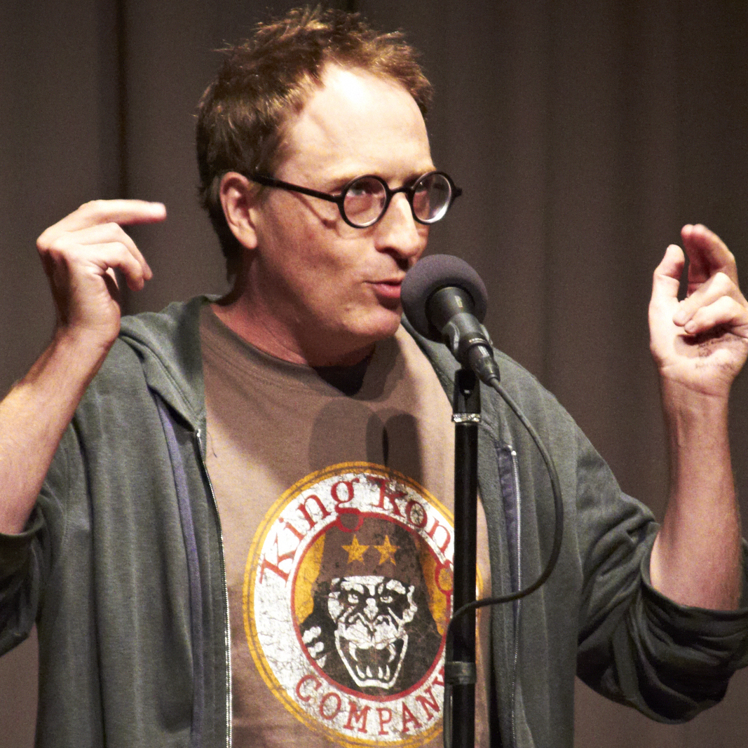 Caption: Jon Ronson, Credit: Photo by Jason Falchook
