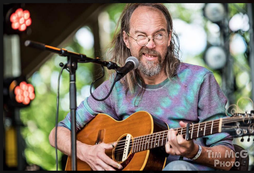 Caption: Charlie Parr, Credit: Tim McG