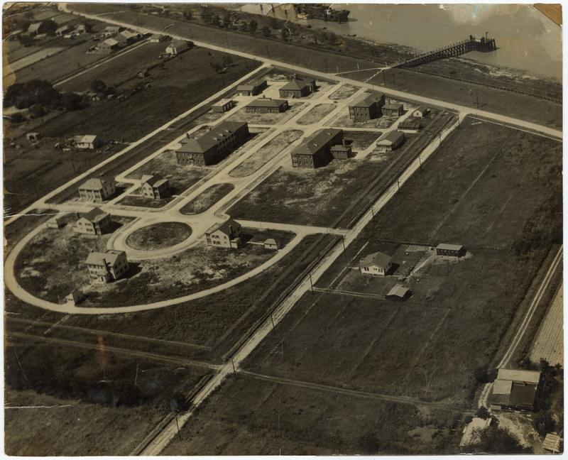 Caption: Quarantine Station in Algiers La., Credit:  The Historic New Orleans Collection, acc. no. 1995.19 / Historic New Orleans Collection