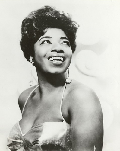 Caption: LaVern Baker