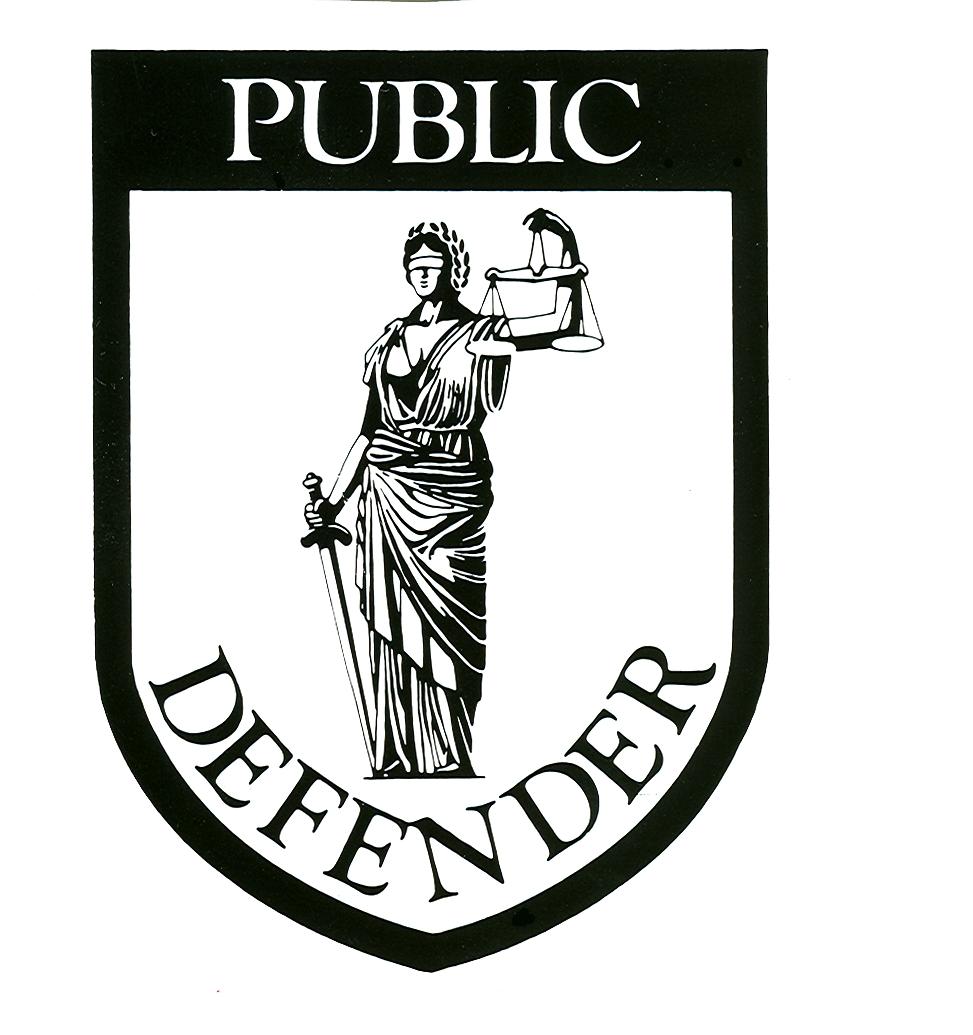 Caption: Public Defender