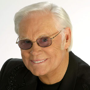 Caption: George Jones