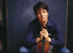 Caption: Joshua Bell