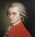 Caption: Wolfgang Amadeus Mozart, Credit: Barbara Krafft