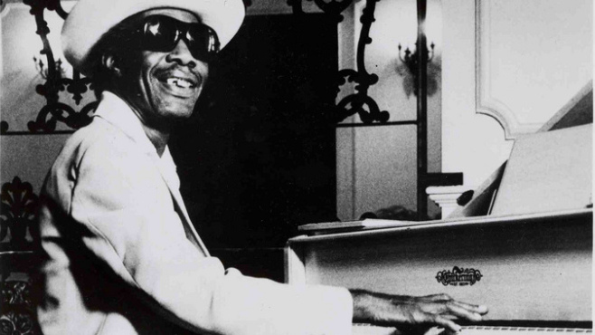 Caption: Professor Longhair