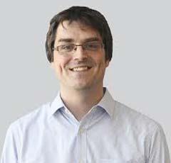 Caption: Professor John O'Brien