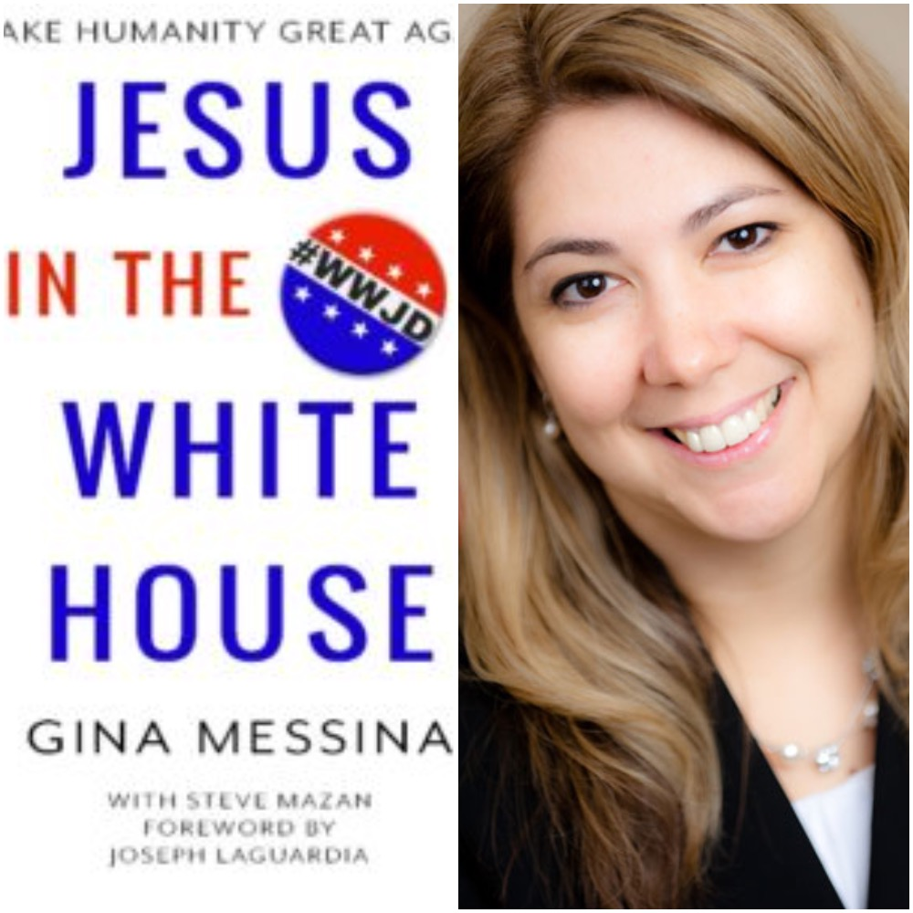 Caption: Gina Messina