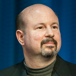 Caption: Michael Mann, Distinguished Professor of Atmospheric Science, Penn State University, Credit: Ed Ritger