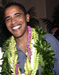 Caption: Barack Obama in Hawaii, Credit: George Waialeale