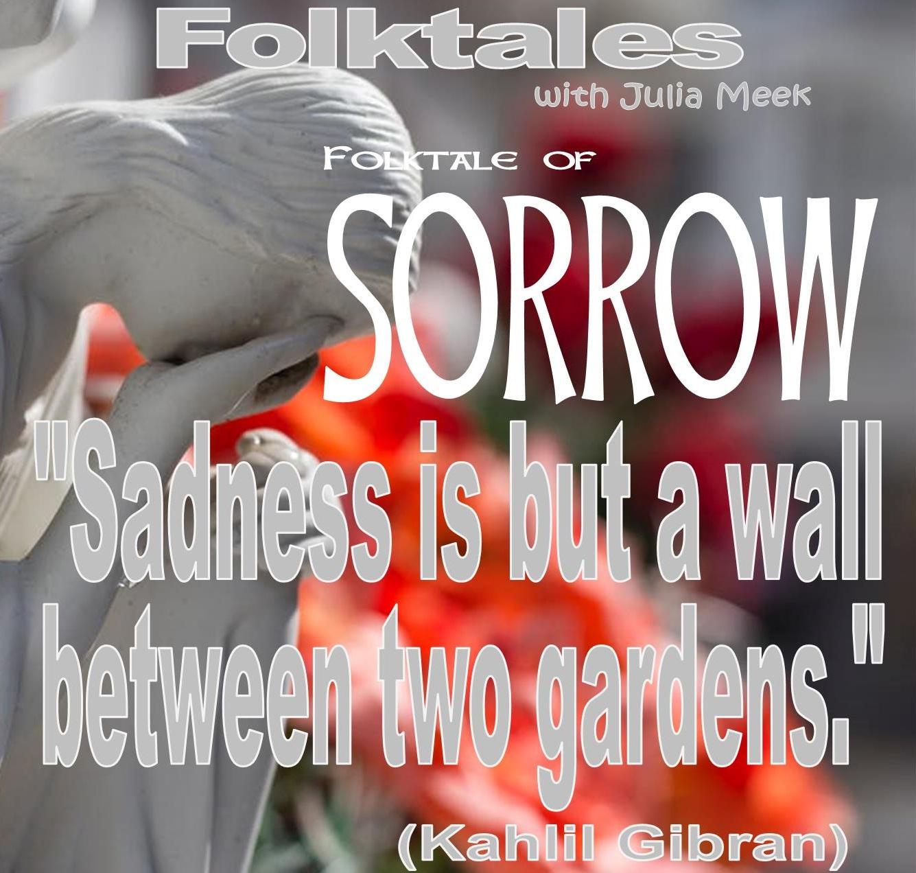 Caption: WBOI's Folktale of Sorrow, Credit: Julia Meek