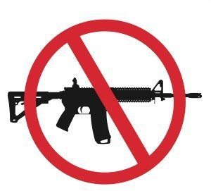 Caption: No More AR-15s
