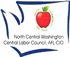 Caption: North Central WA Central Labor Council