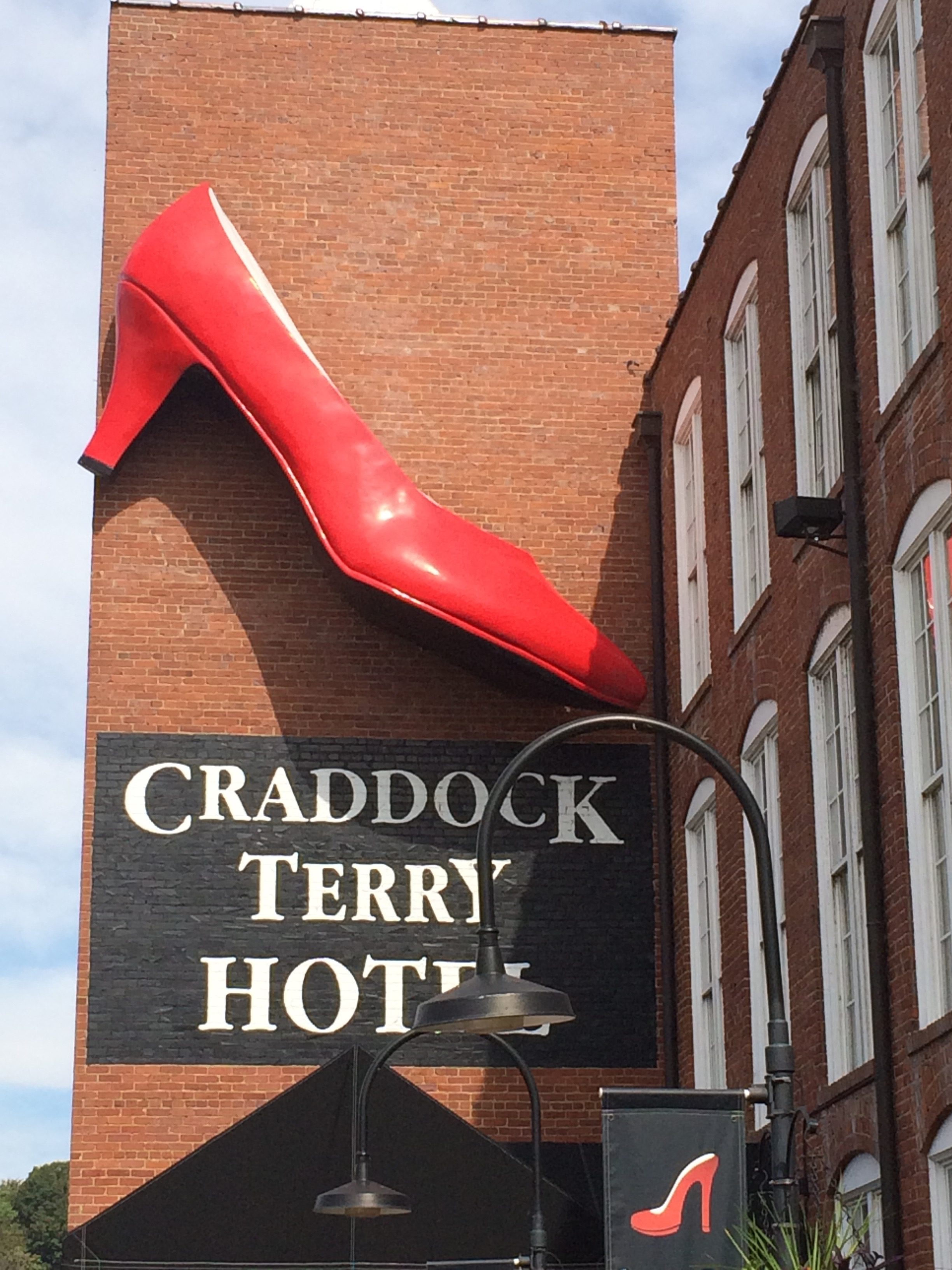 Caption: Craddock Terry Hotel, Credit: Photo by Tonya Fitzpatrick