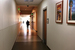 Caption: Natural light floods the hallways and community spaces at the new Bay Pines VA Mental Health Center in Florida. The center houses a special inpatient unit for sexual trauma survivors., Credit: Bobbie O'Brien/American Homefront