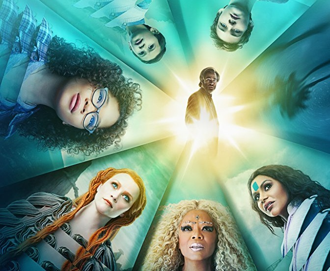 Caption: Ava DuVernay's adaptation of 'A Wrinkle in Time'