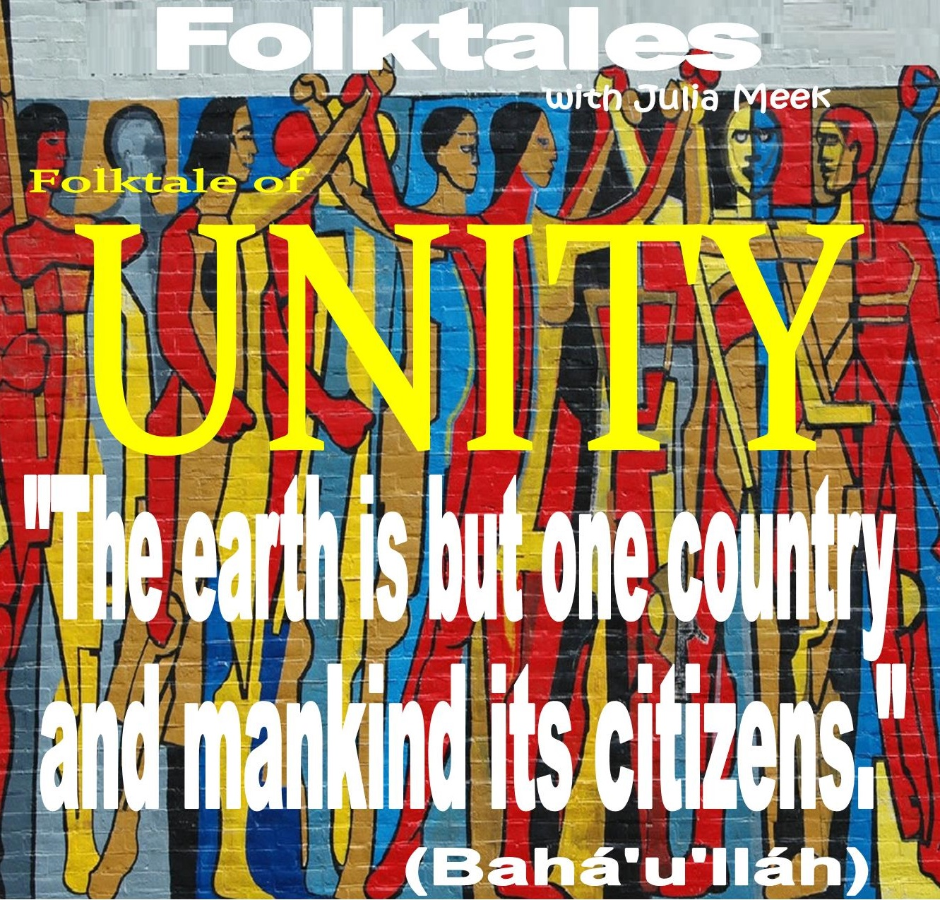 Caption: WBOI's Folktale of Unity, Credit: Julia Meek