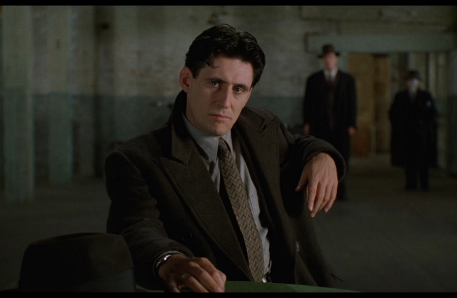 Caption: Gabriel Byrne in the Coen Brothers' 'Miller's Crossing'