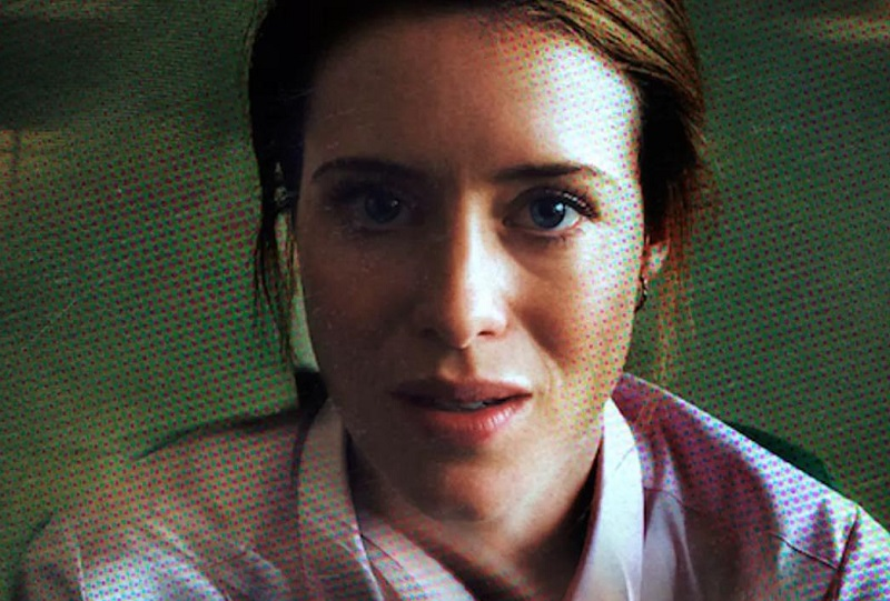 Caption: Claire Foy in Steven Soderbergh's 'Unsane'