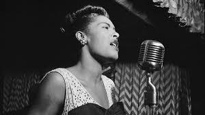 Caption: Billie Holiday
