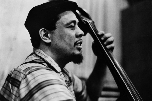 Caption: Charles Mingus