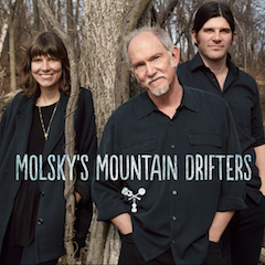 Caption: Bruce Molsky's Mountain Drifters