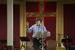 Caption: Joe Penrose is the senior pastor at Open Range Cowboy Church in Ham Lake, Minnesota. , Credit: Nikki Tundel