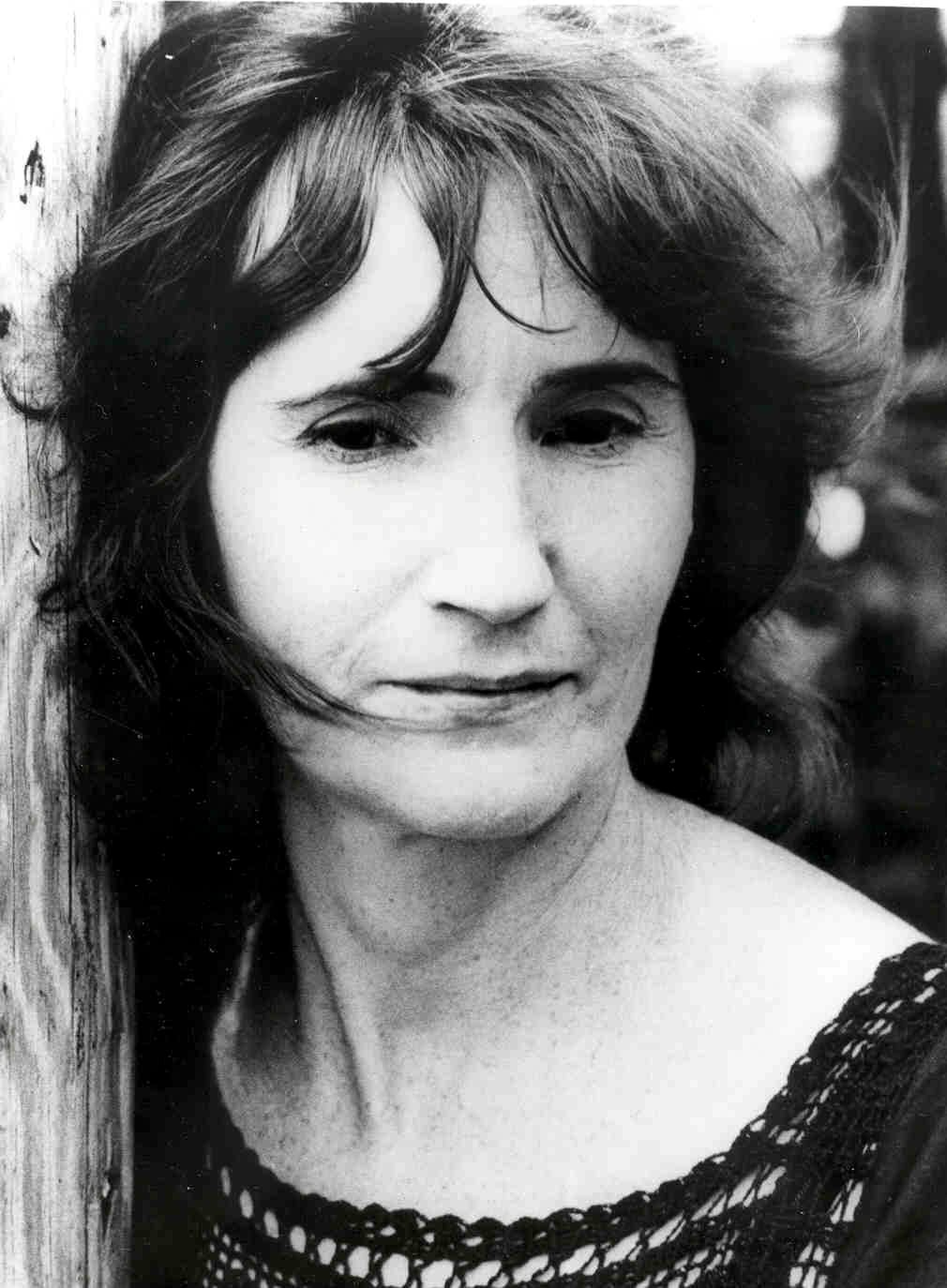 Caption: Hazel Dickens (1935-2011), West Virginia-born singer, activist and songwriter, is inducted in June into the Blue Ridge Music Hall of Fame in Wilkesboro, NC.  The Hall of Fame is getting new, expanded space for exhibits on its inductees this year.  , Credit: UNC Southern Folklife Collection, Free Artist License
