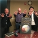 Caption: New Horizons PI Alan Stern, Planetary Radio host Mat Kaplan and astrobiologist/science communicator David Grinspoon , Credit: Alan Stern