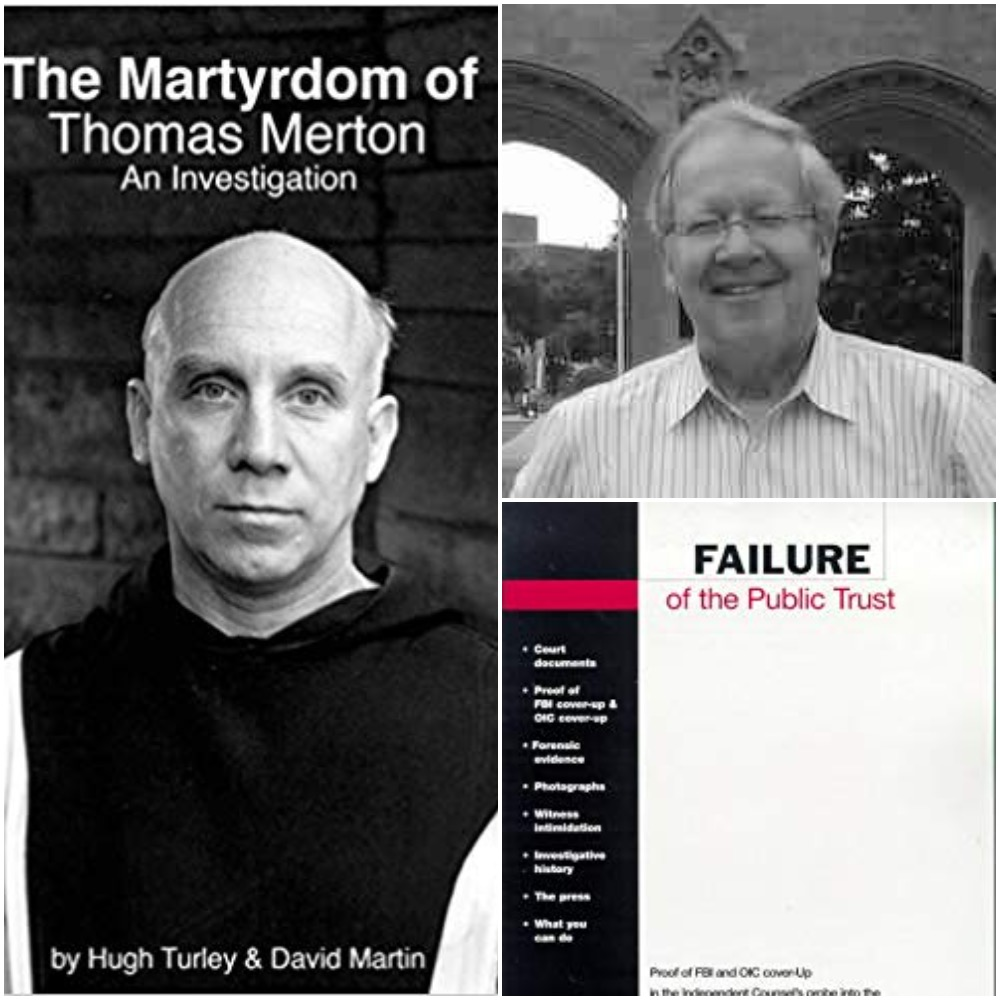 Caption: Hugh Turley, The Martyrdom of Thomas Merton