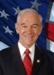 Caption: Congressman Ron Paul