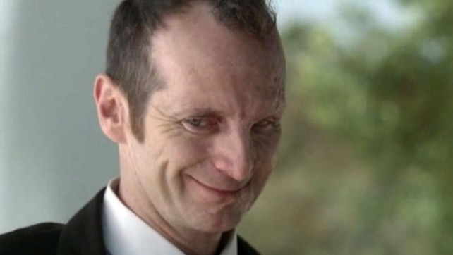 Caption: American Horror Story's Denis O'Hare, Credit: FX Networks