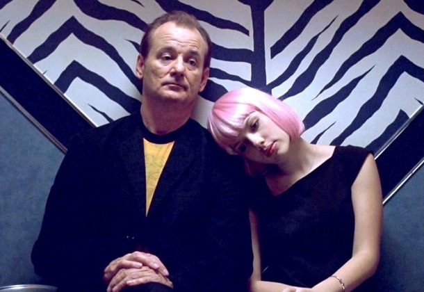 Caption: Bill Murray and Scarlett Johansson in Sofia Coppola's 'Lost in Translation'