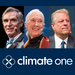 Caption: L-R: Bill Nye, Jane Goodall, Al Gore