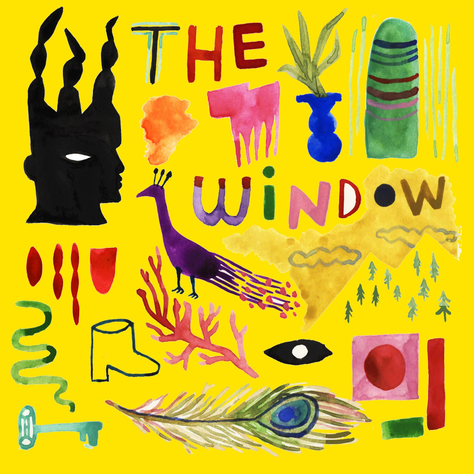 Caption: The Window Album Cover, Credit: Mack Avenue Records