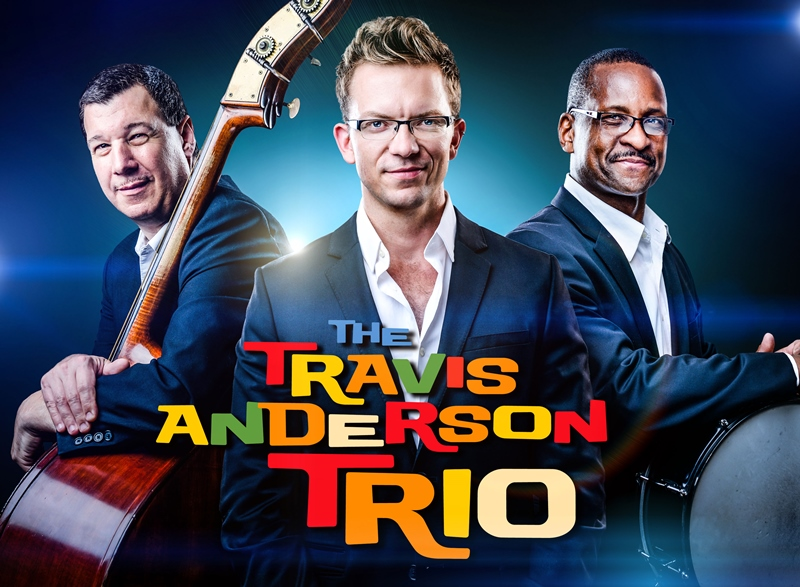 Caption: Travis Anderson Trio, Credit: Travis Anderson