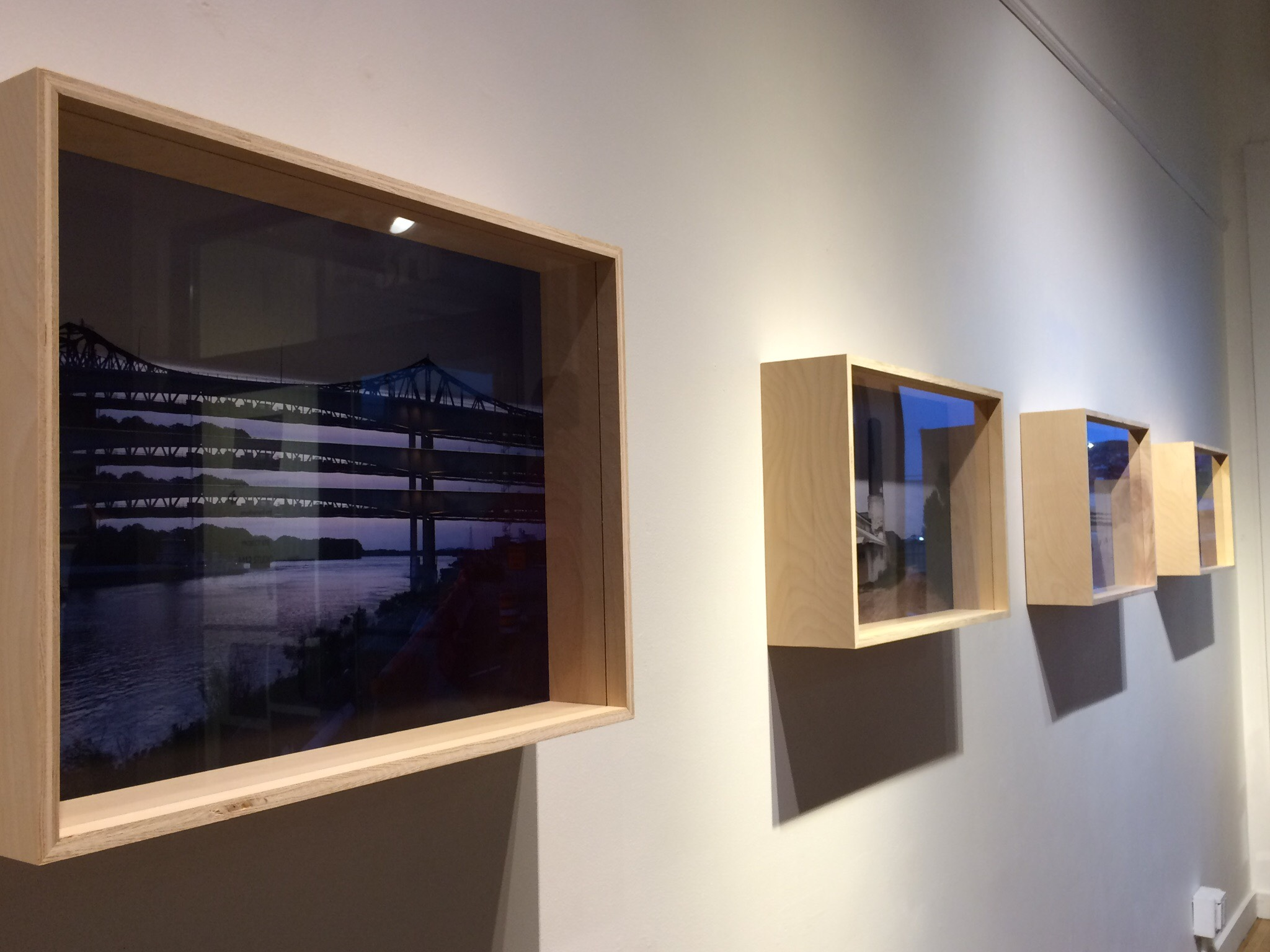 Caption: Reflections of Light and Living Exhibit, Credit: Kelli Jo Knobloch