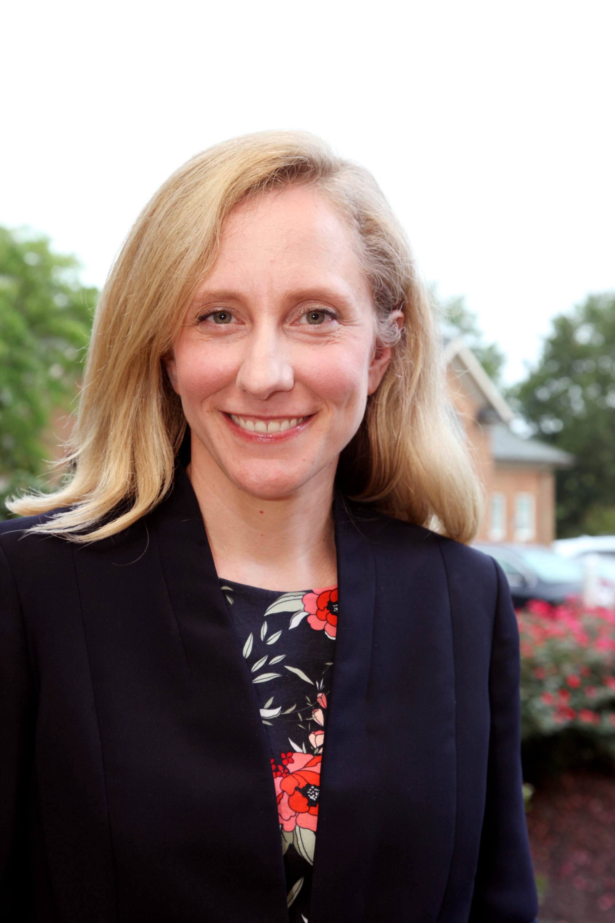 Caption: Abigail Spanberger, Credit: Rebecca D'Angelo