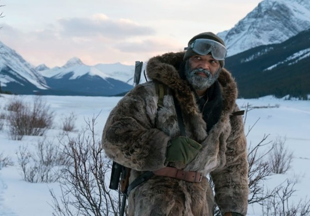 Caption: Jeffrey Wright in Jeremy Saulnier's 'Hold the Dark'