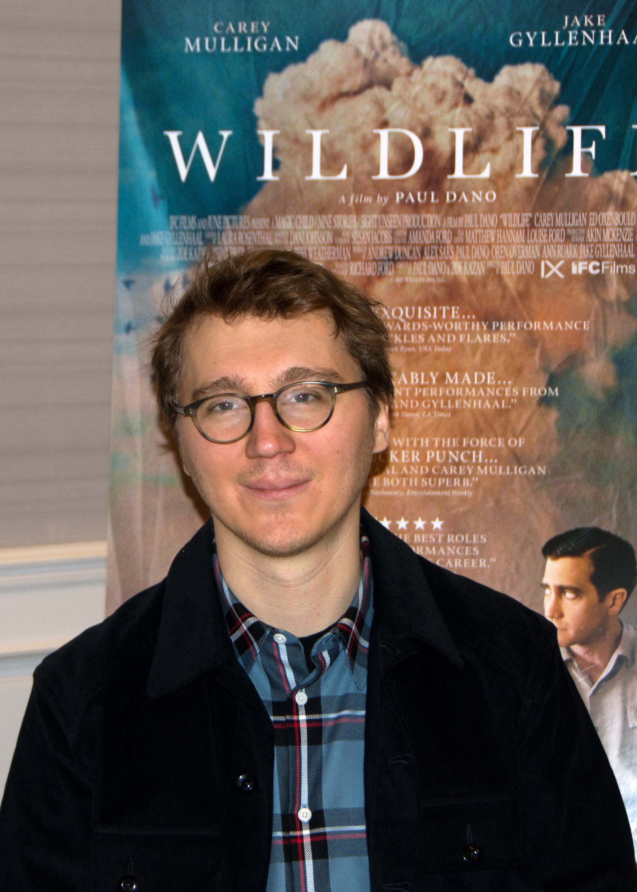 Caption: Paul Dano, San Francisco, CA 10/5/18, Credit: Andrea Chase