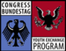 Caption: Congress-Bundestag Youth Exchange