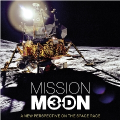 Caption: Moon Mission 3D: A New Perspective on the Space Race, Credit: MIT Press